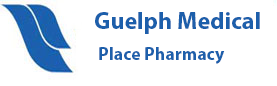 Guelph Medical Place Pharmacy Logo